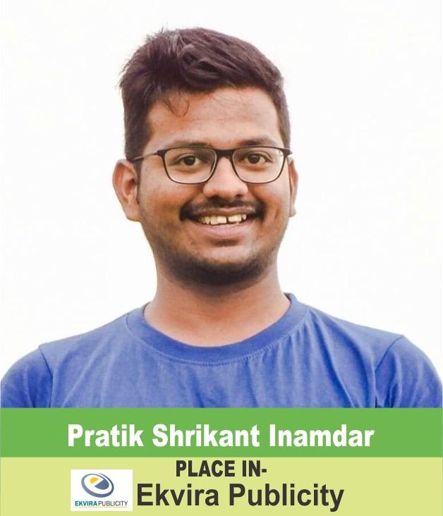 Pratik Shrikant Inamdar