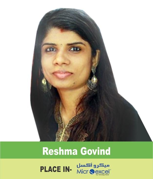Reshma Govind