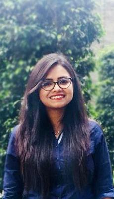 Pulkita Sanyam SIM Trainee