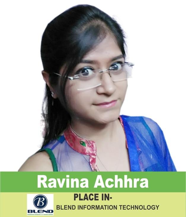 Ravina Achhra